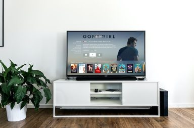 lg tv dims automatically