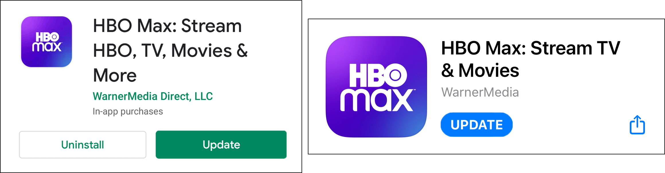 update hbo max to resolve error code 420