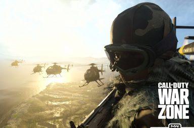 Call of Duty Warzone Crashing on PC