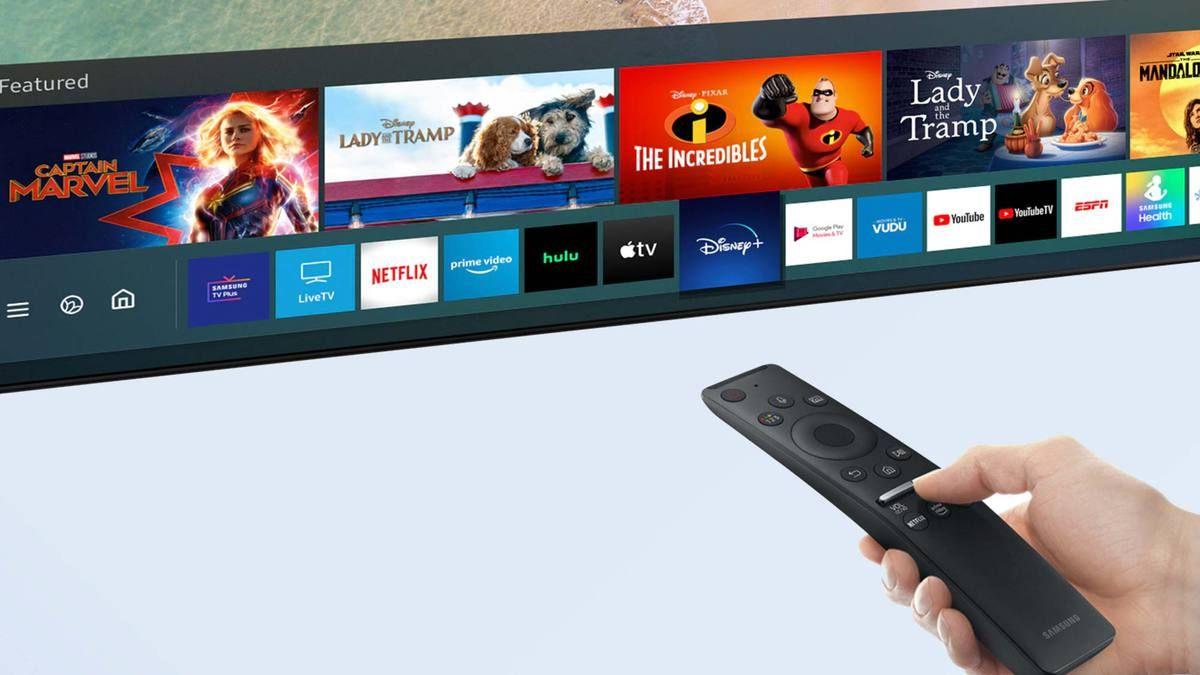 retune my Samsung Smart TV