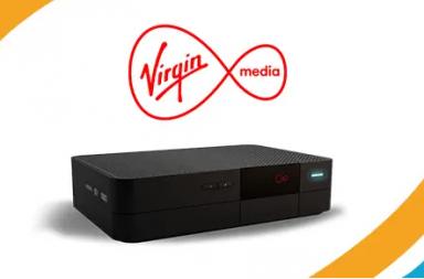Virgin media won't load channels