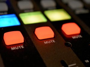 mute zoom microphone