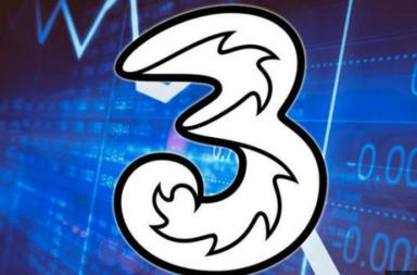 Three Mobile Network Logo