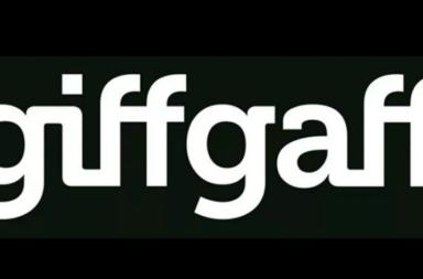GiffGaff Mobile Network Logo