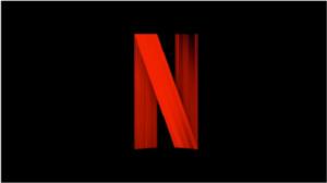 Netflix on Black Screen