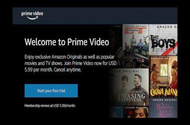 amazon video prime hdmi